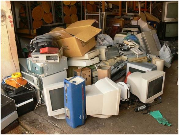 Zbiórka elektrośmieci