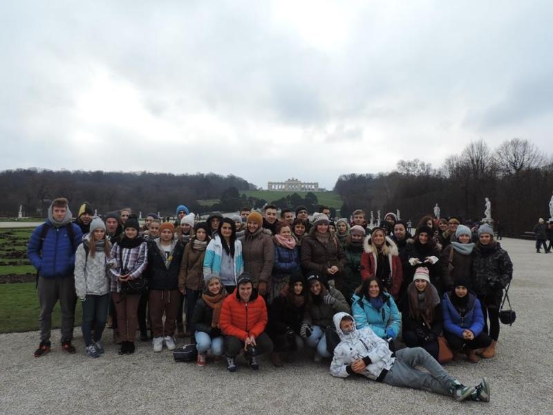 Wycieczka szkolna do Wiednia na bożonarodzeniowe jarmarki