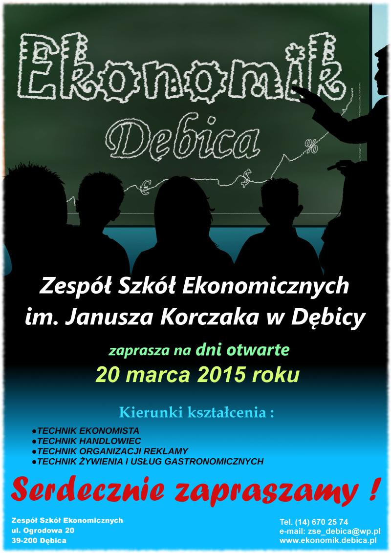 Dzień Otwarty Szkoły 20.03.2015 (piątek)