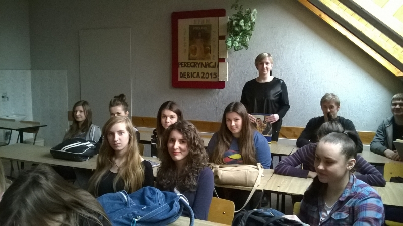 Młodzież Ekonomika odkrywa swoje predyspozycje edukacyjno-zawodowe