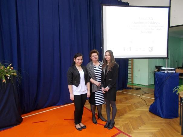 XX Turniej Wiedzy i Umiejętności Handlowo-Menedżerskich