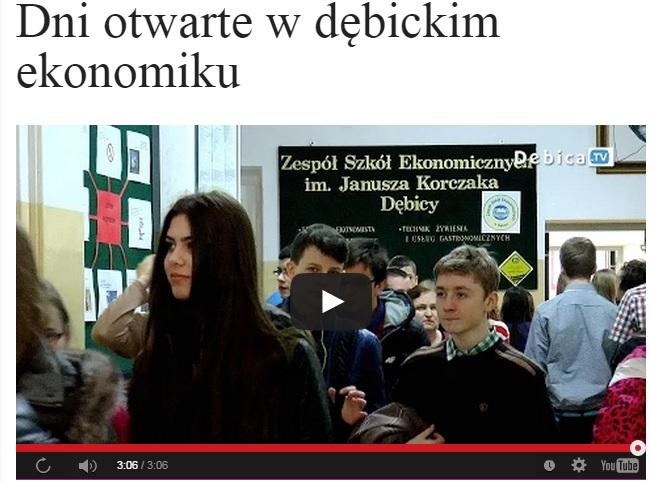 Debica.tv – relacja telewizyjna z Dnia Otwartego