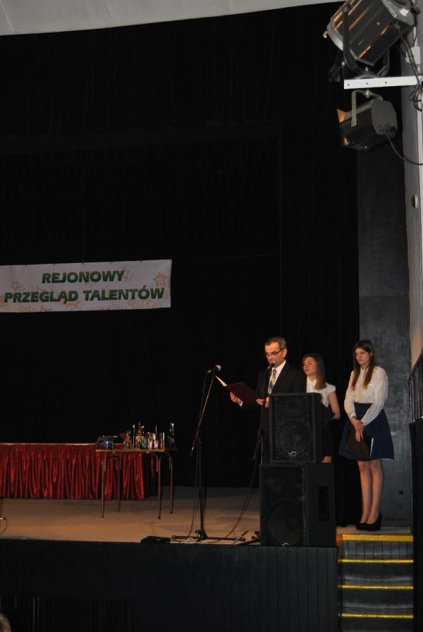 XIII Rejonowy Przegląd Talentów – 2015