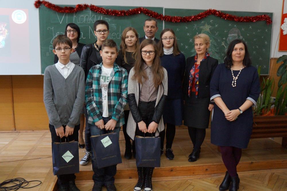 VI Powiatowy Konkurs Języka Niemieckiego dla szkół gimnazjalnych powiatu dębickiego