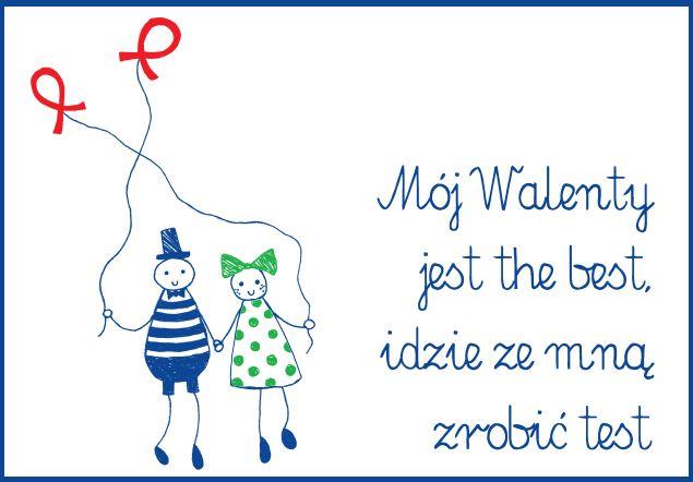 Z okazji zbliżających się Walentynek…