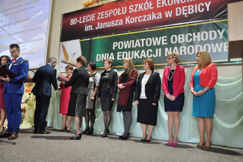 80 Lecie Zse Zespół Szkół Ekonomicznych Im Janusza Korczaka W Dębicy