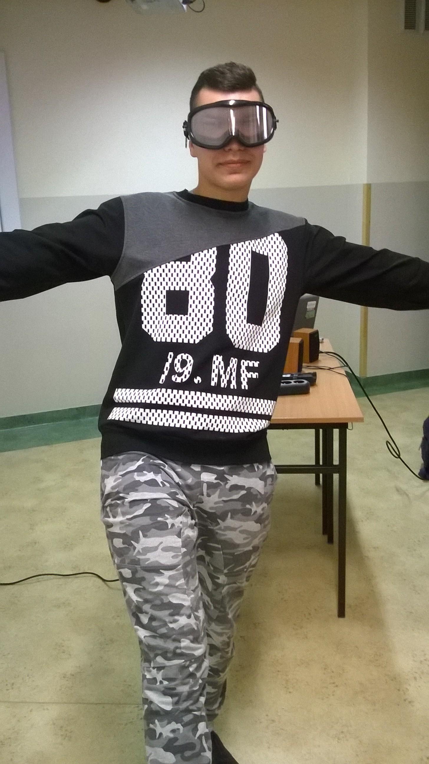 Zrobione przy użyciu Lumia Selfie