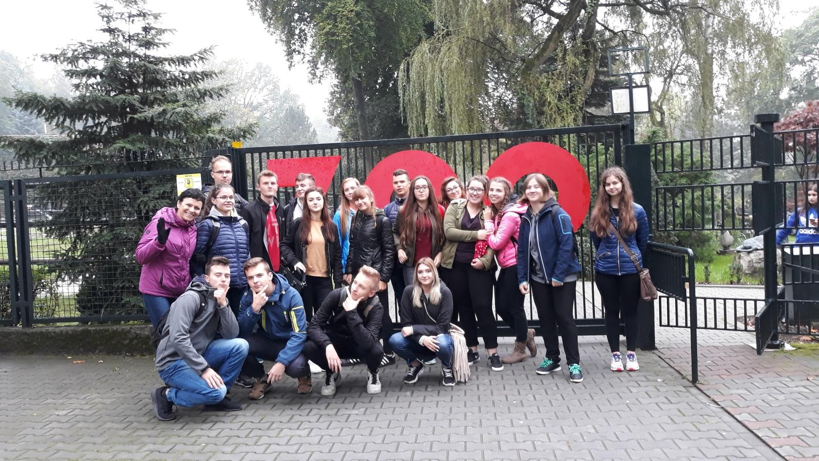 Wycieczka  do Ogrodu Zoologicznego w Krakowie