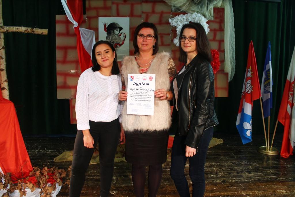 """II Powiatowy Festiwal Pieśni Patriotycznej """" Polski my naród…"""""""