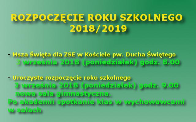 rozpoczecie2018-19