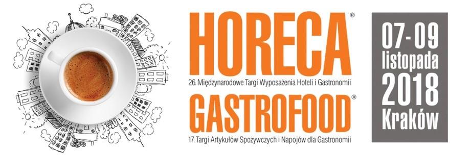 Udział w Targach HORECA/GASTROFOOD w Krakowie