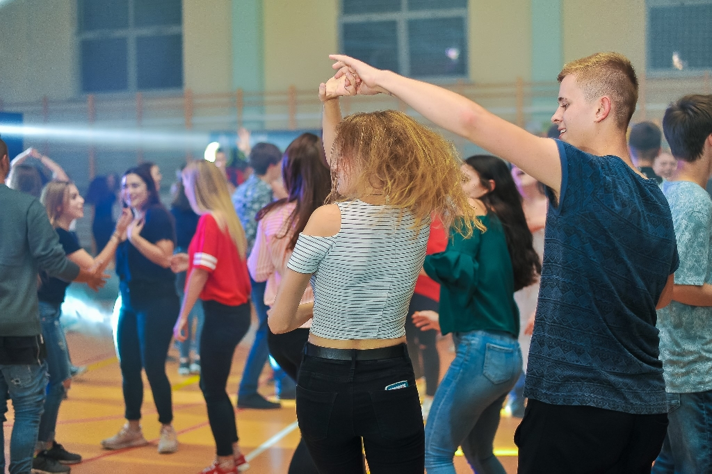 DANCE NIGHT – INTEGRACJA 2018!