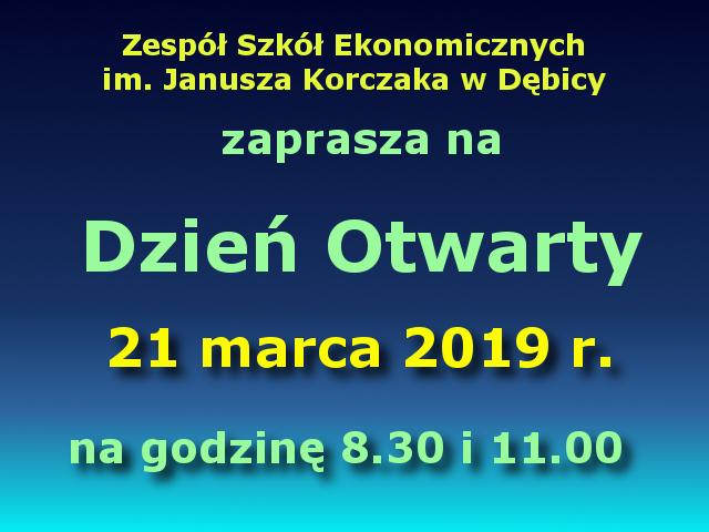 dzień otwarty 2019