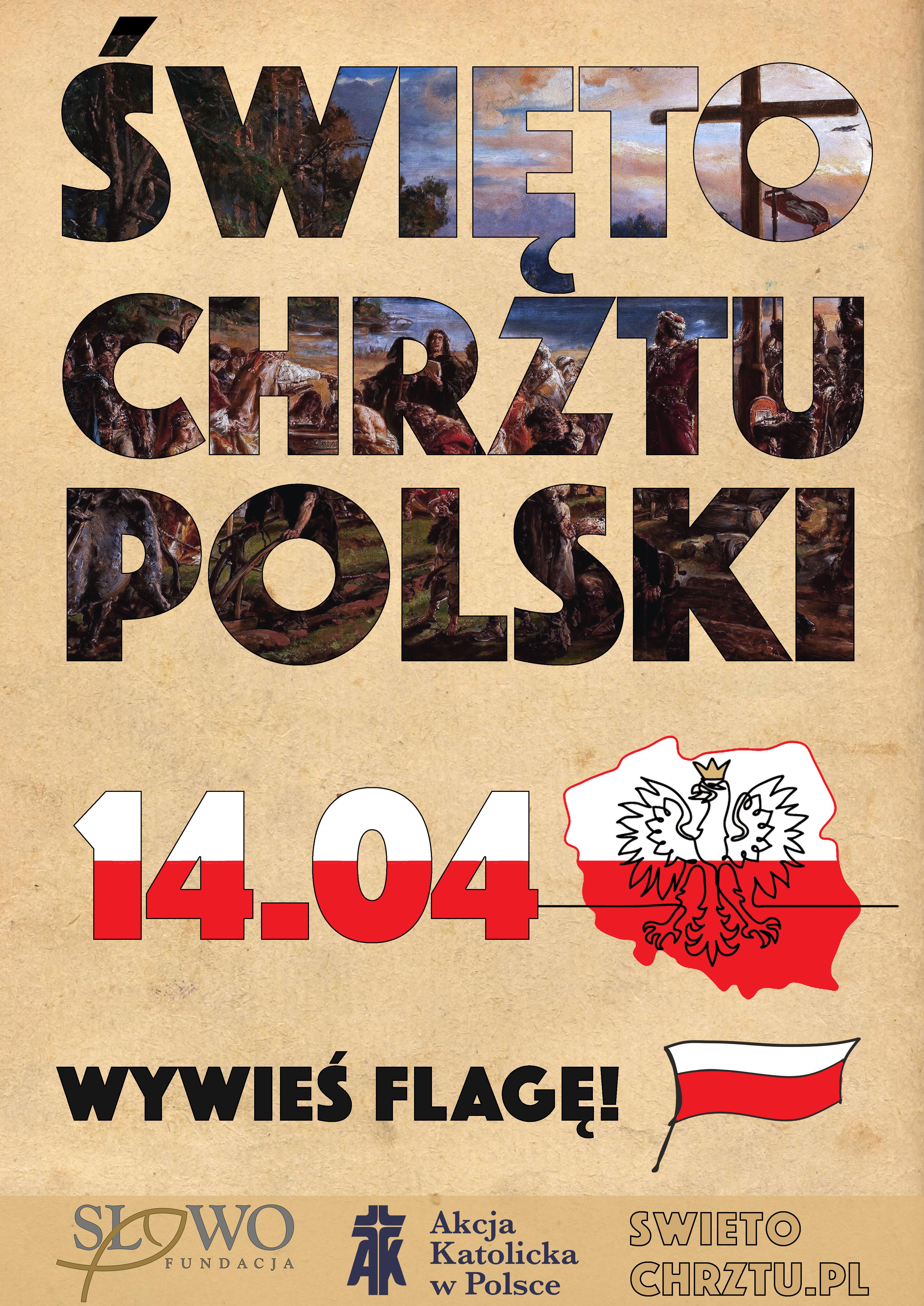 Święto Chrztu Polski 14.04